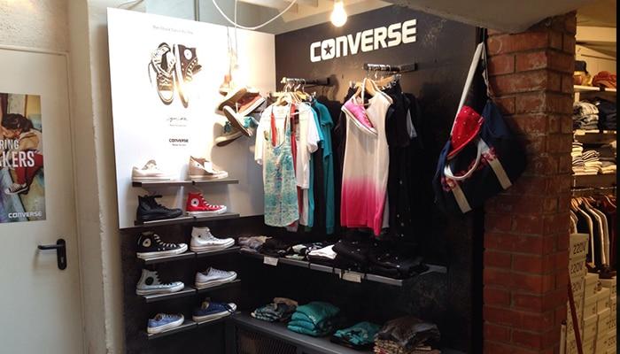 Corner para Converse
