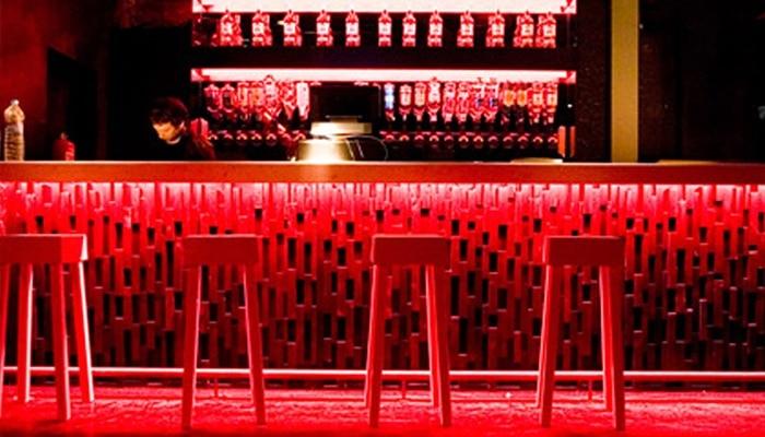 Mobiliario bar