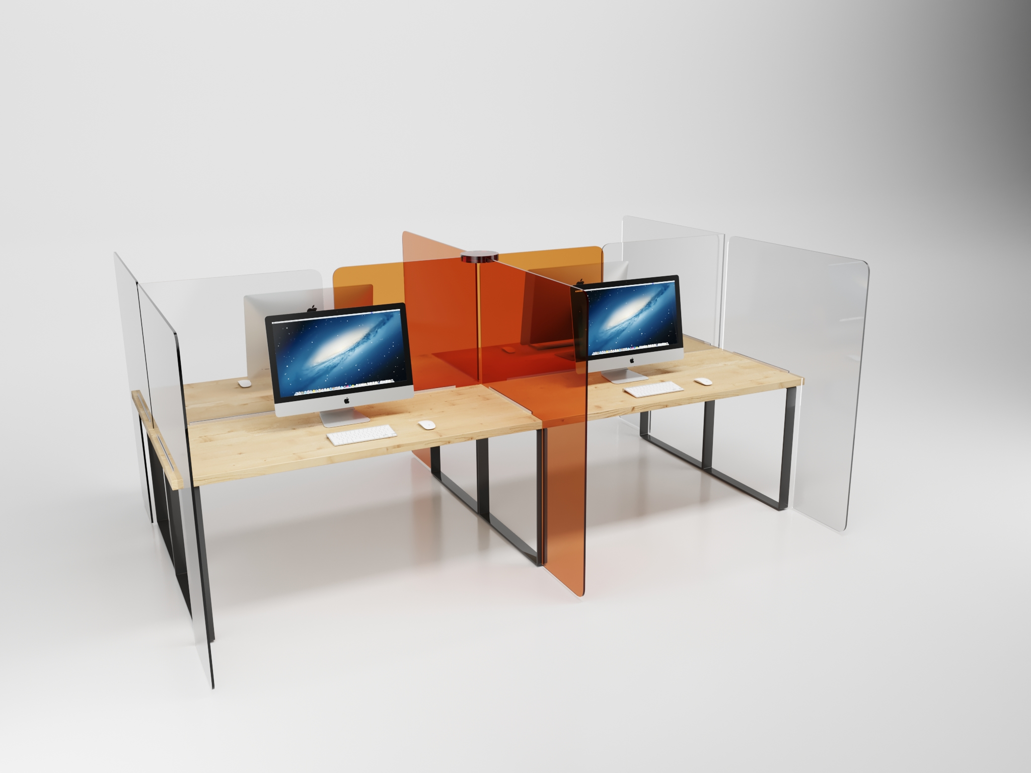 offices table screen