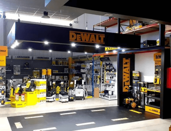 project customised hardware store